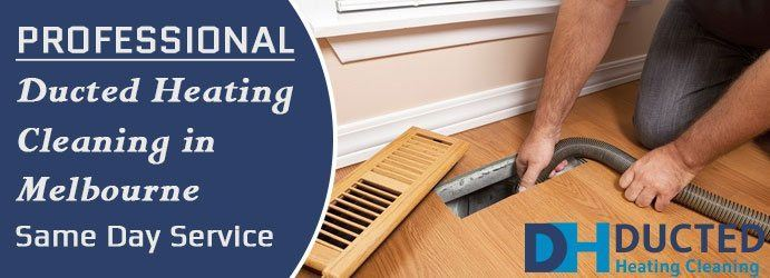 Professional Ducted Heating Cleaning in Rippleside