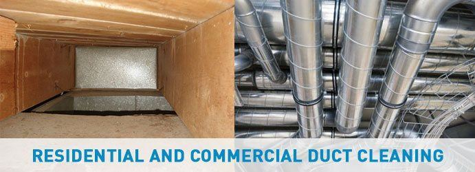 Residential and Commercial Duct Cleaning Indented Head
