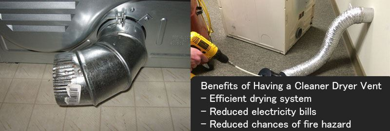 Benefits of Having a Cleaner Dryer Vent