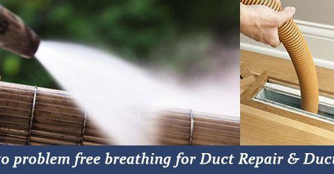 The Benefits of Duct Repair and Duct cleaning services