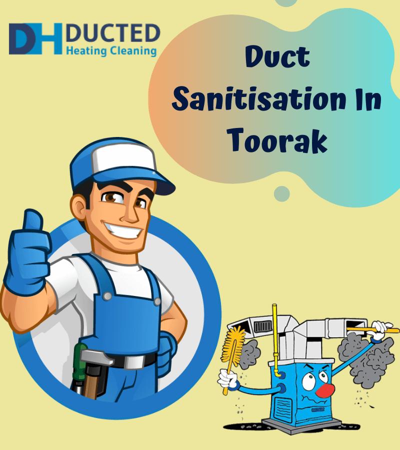 Duct Sanitisation In Toorak