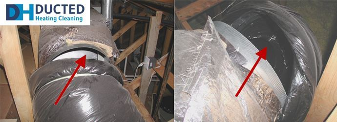 Air Duct Leakage Problem