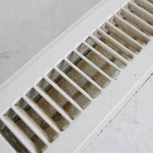Floor and Ceiling Vents Cleaning