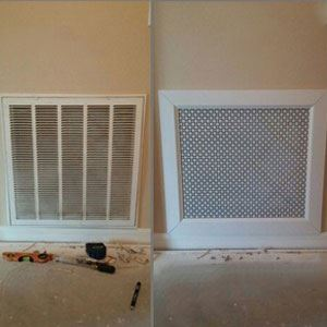 Return Air Outlet Cleaning Howqua Hills