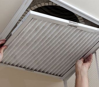 Return Vent Cleaning Blackburn