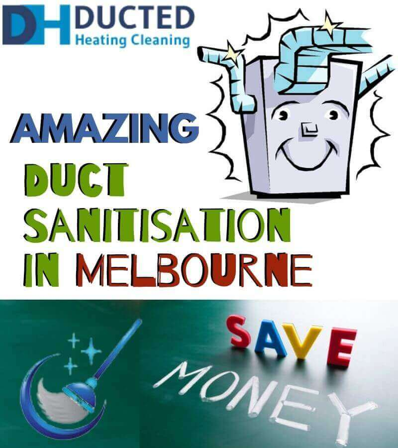 dust sanitisation Glengala