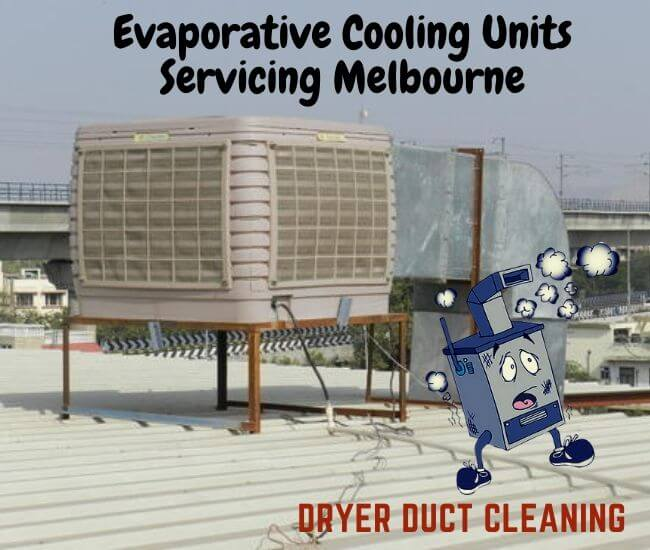 evaporative cooling unit service melbourne