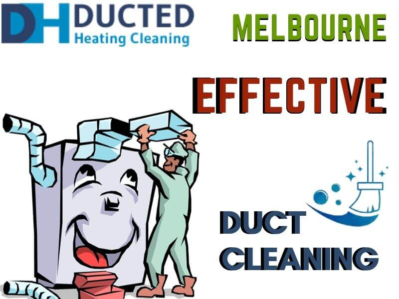 effective duct cleaning The Basin