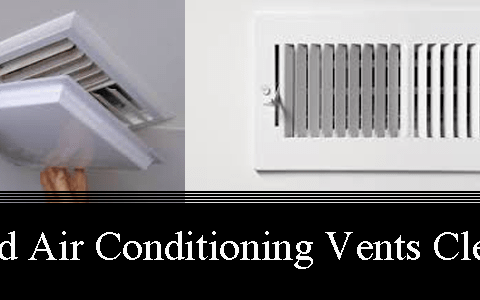How To Remove Ducted Air Conditioning Vents